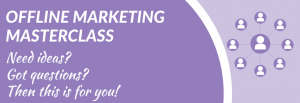 Offline marketing, word of mouth and referrals for counsellors and therapists in private practice
