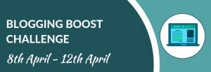 Blogging Boost Challenge - Grow Your Private Practice for counsellors and therapists